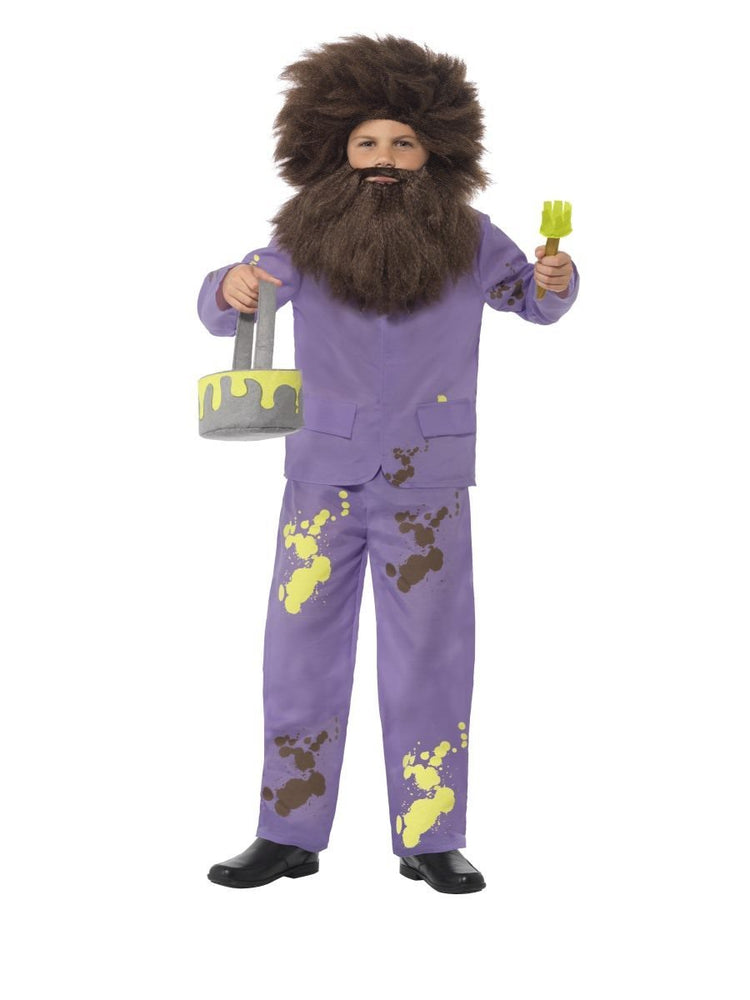 Mr Twit Children's Costume, Roald Dahl
