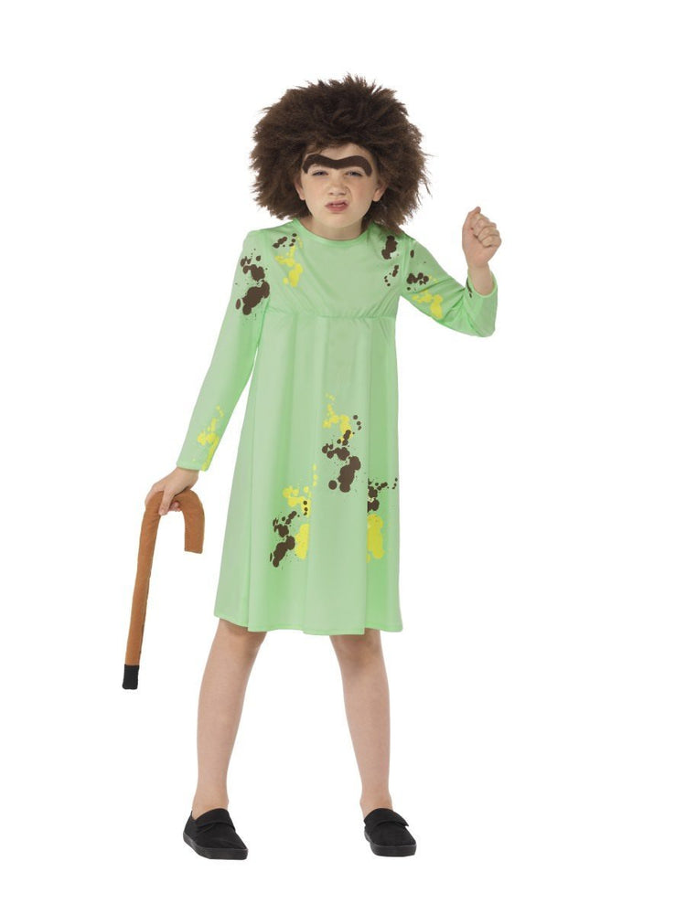 Roald Dahl Mrs Twit Children's Costume