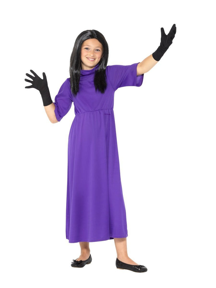 Roald Dahl Deluxe The Witches Costume, Child