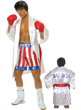 Rocky Balboa Costume, Rocky IV™ Official Fancy Dress