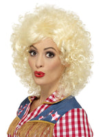 Smiffys Rodeo Doll Wig, Blonde - 45167