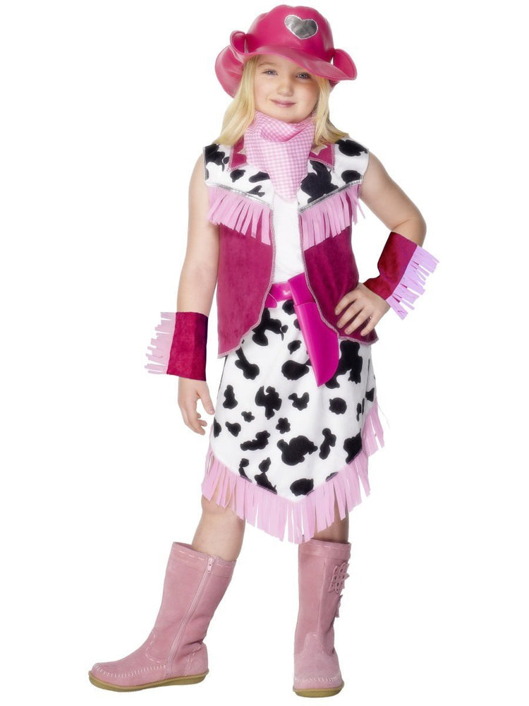 Smiffys Rodeo Girl Costume - 28941