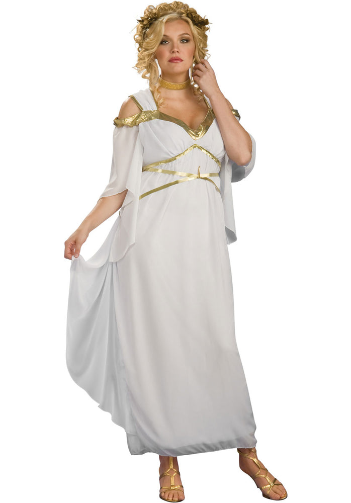 Roman Goddess Costume, Greek Goddess Costume