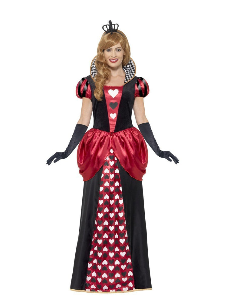 Royal Red Queen Costume45489