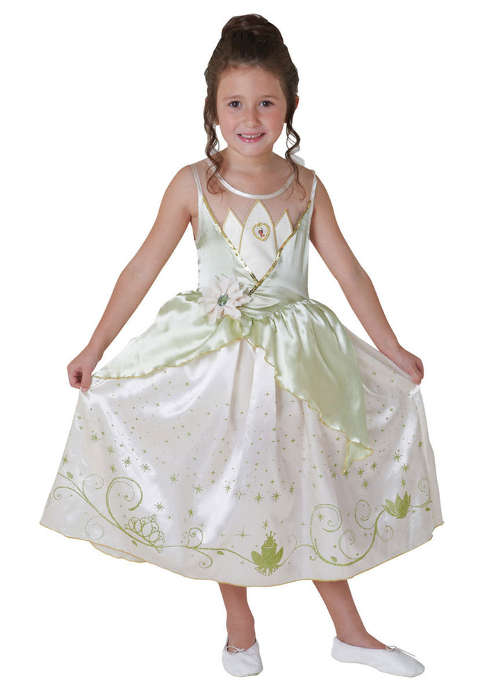 Royale Tiana Disney Costume, Royale Tiana Children's Costume