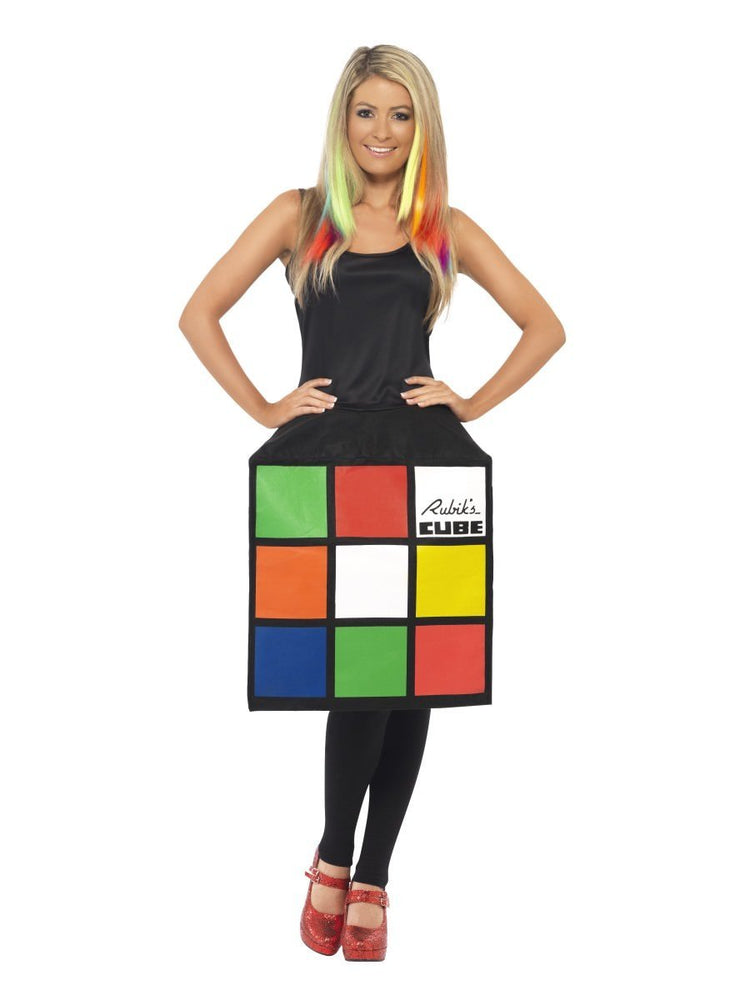 Ladies Rubik's Cube Costume