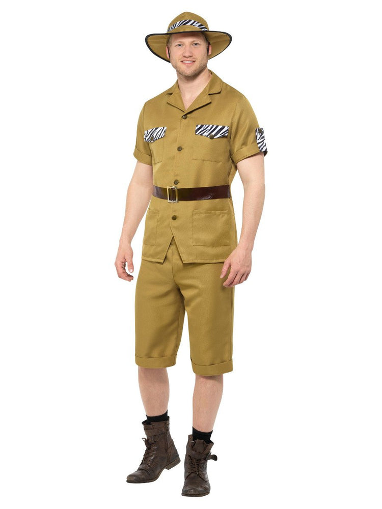 Smiffys Mens Safari Costume - 47664