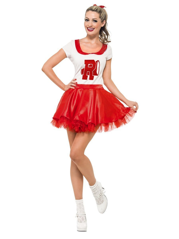 Smiffys Sandy Cheerleader Costume - 25873