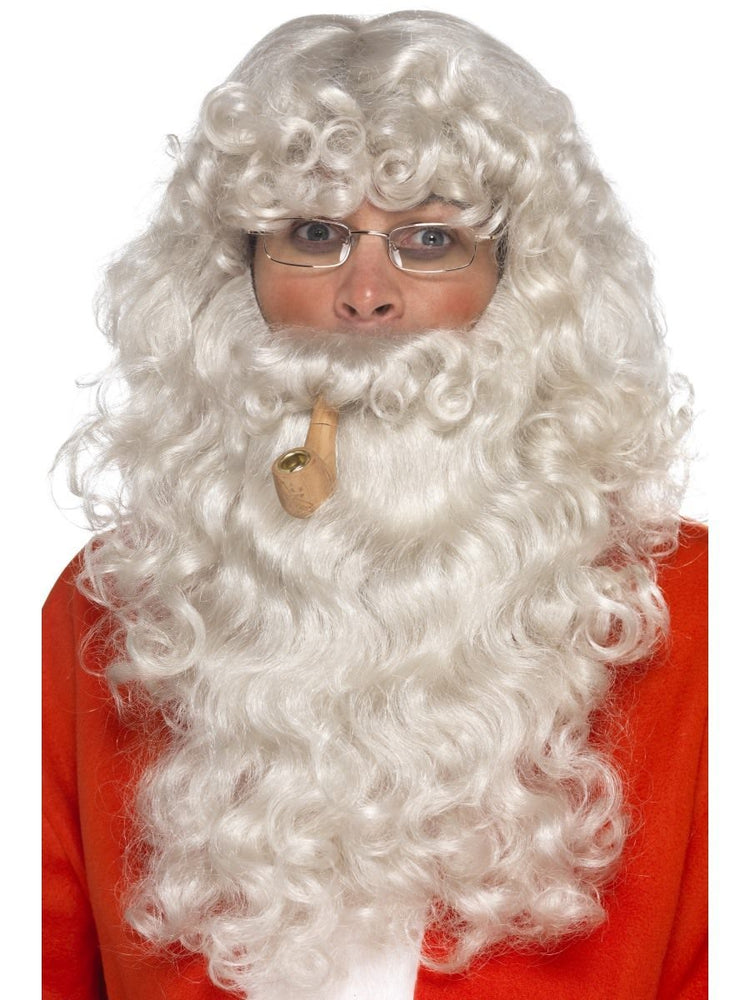 Santa Dress Up Kit Grey