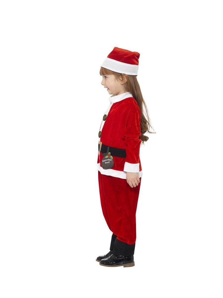 Santa Toddler Cos (S)