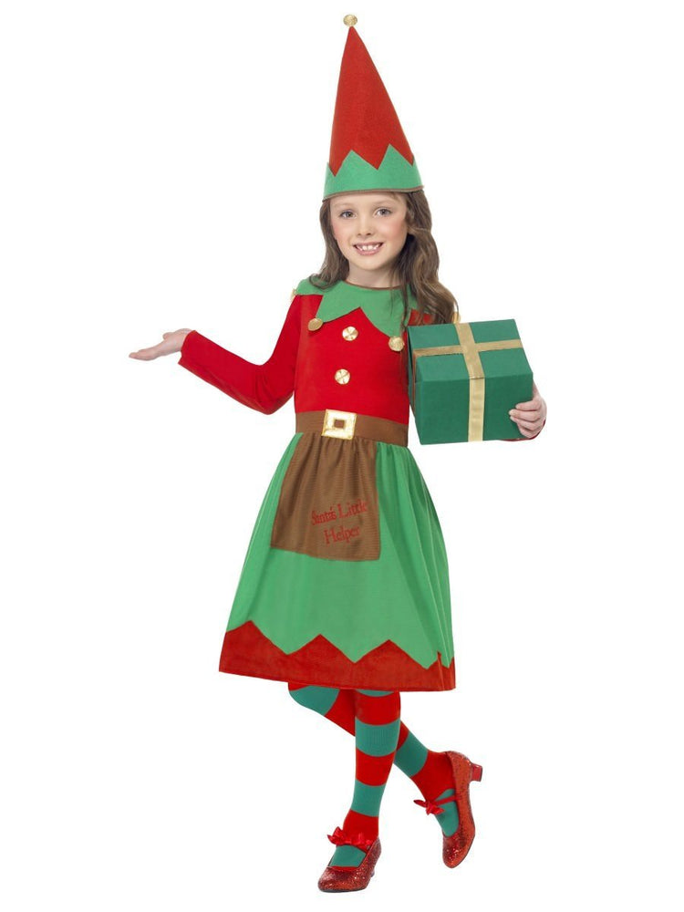 Santas Little Helper Costume - Child
