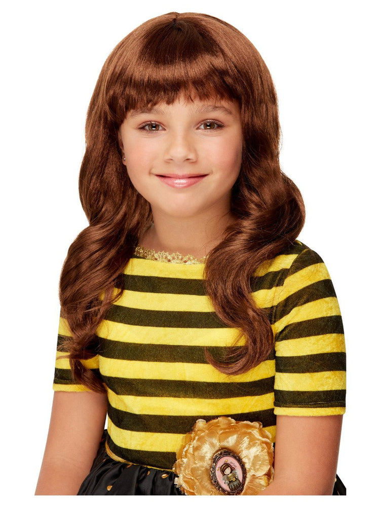 Smiffys Santoro Bee Loved Wig - 52422