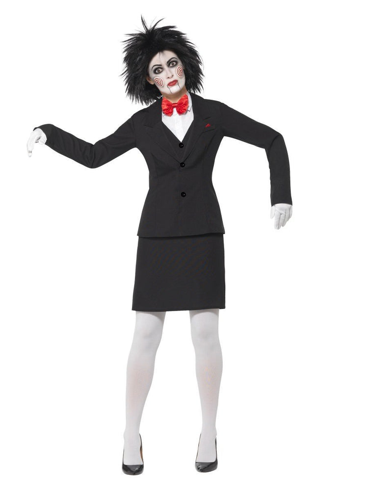 Smiffys SAW Billy Costume, Female - 25918