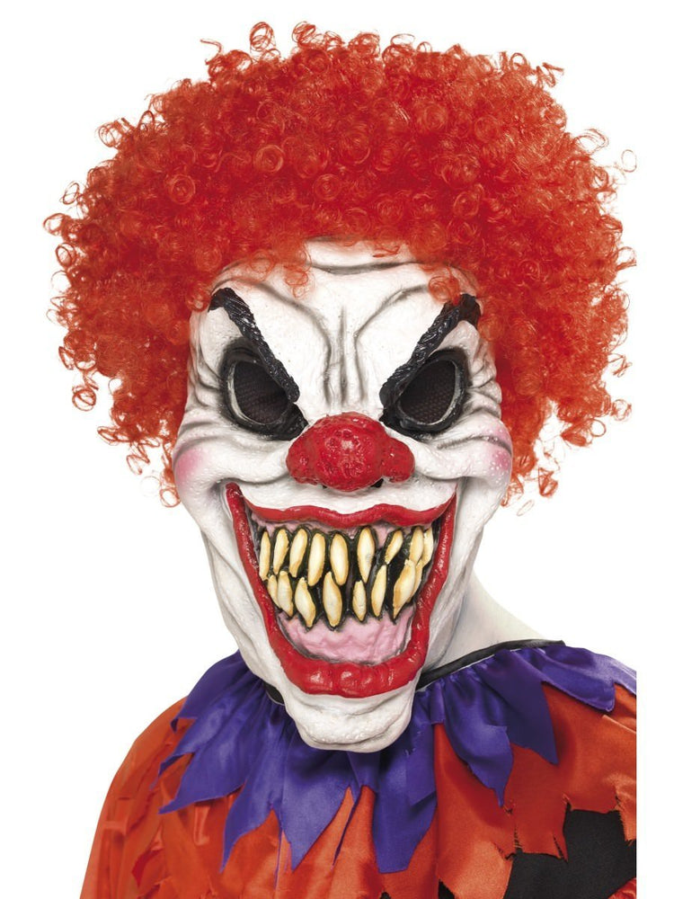Smiffys Scary Clown Mask - 35710