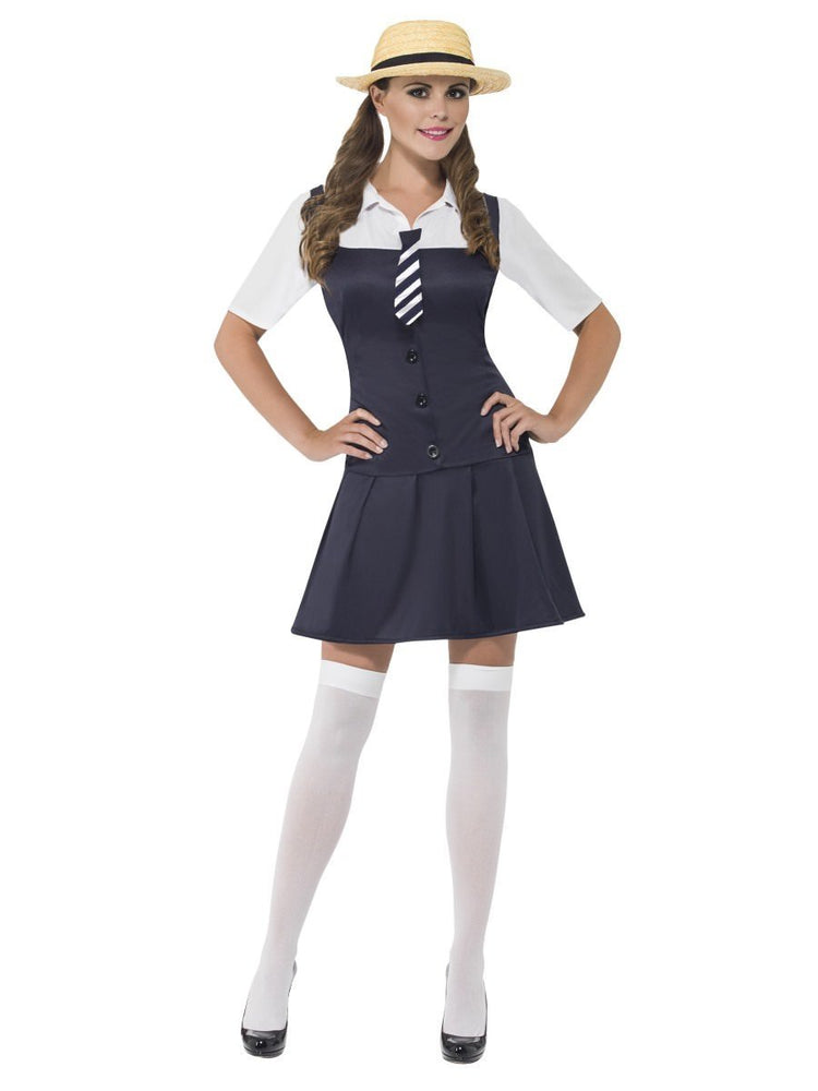Smiffys School Girl Costume - 31105