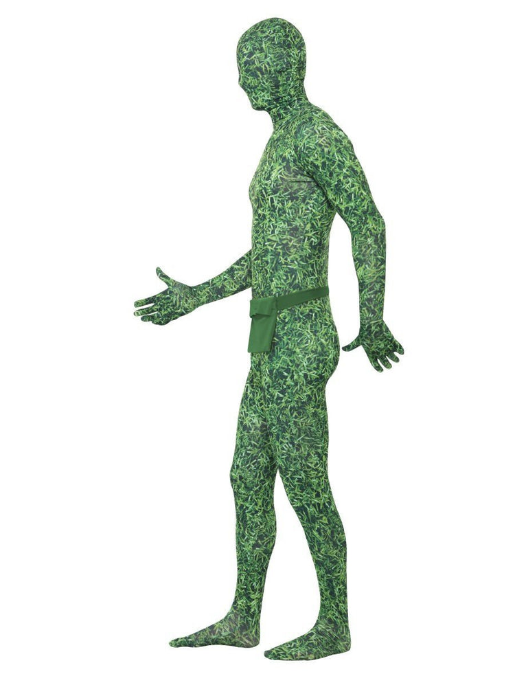 Second Skin Costume, Grass Pattern22490