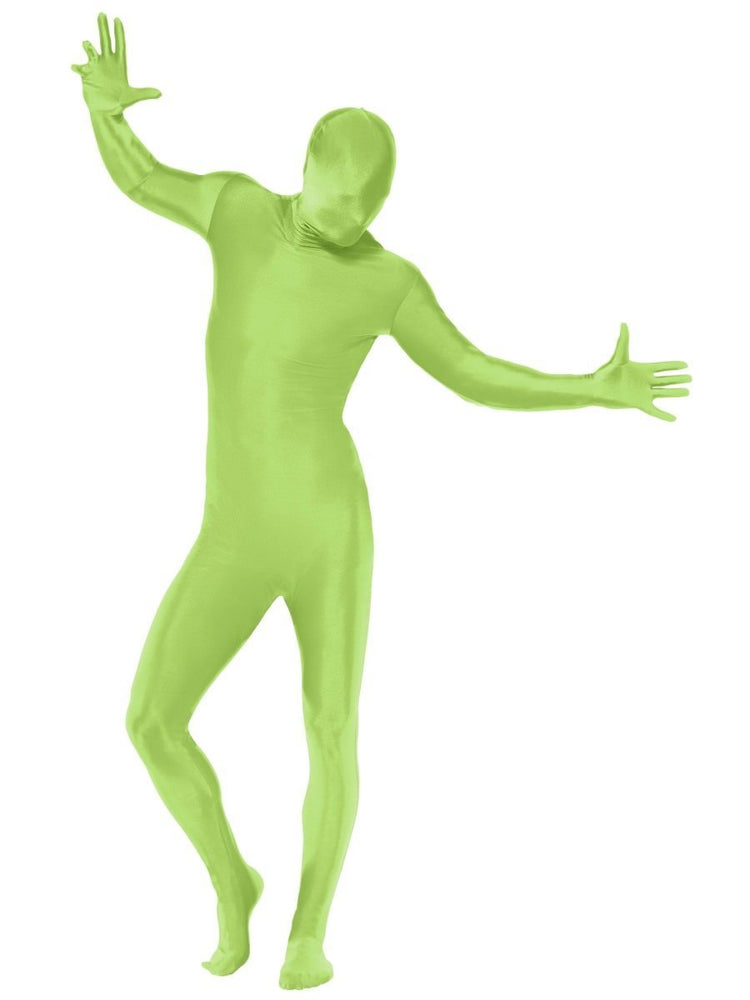 Green Second Skin Costume