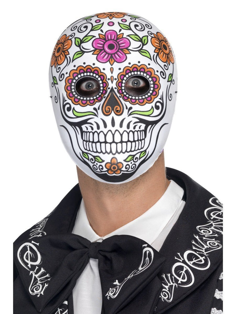 Senor Bones Mask - Day of the dead
