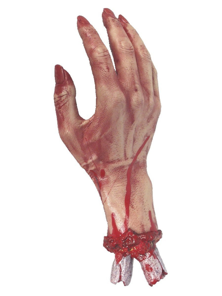 Cut Off Gory Hand