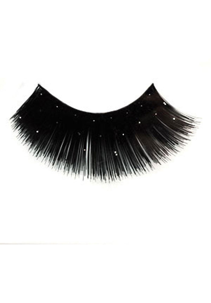 Black Speckled Stardust Eyelashes