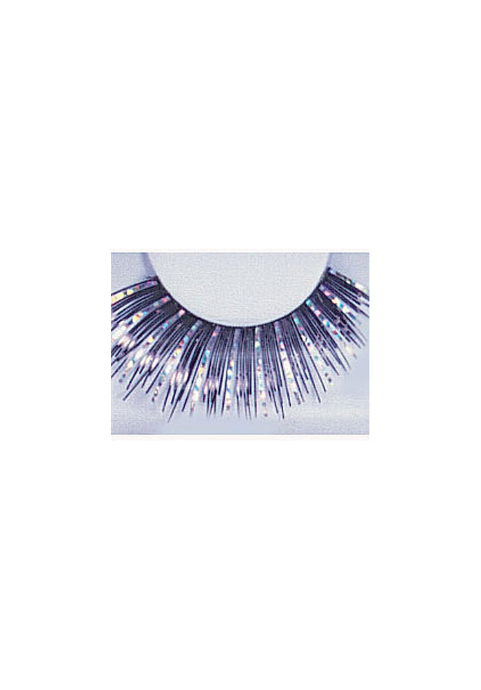 Eyelashes Glitter Black /27