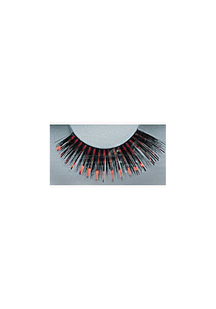 Eyelashes Glitter Red/Black /5