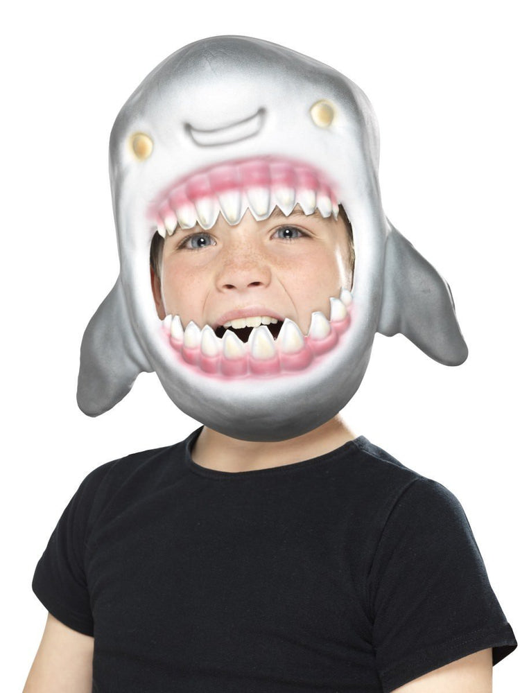 Smiffys Shark Full Head Mask - 46975