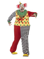Smiffys Sinister Clown Costume - 45200