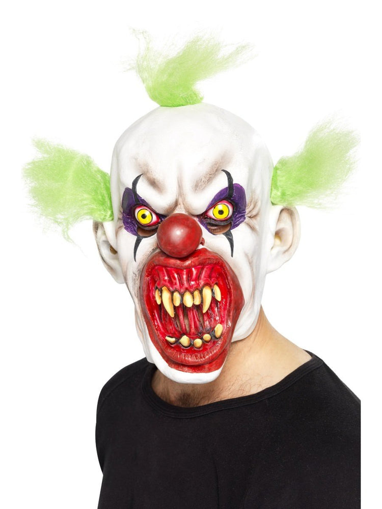Smiffys Sinister Clown Mask - 37203
