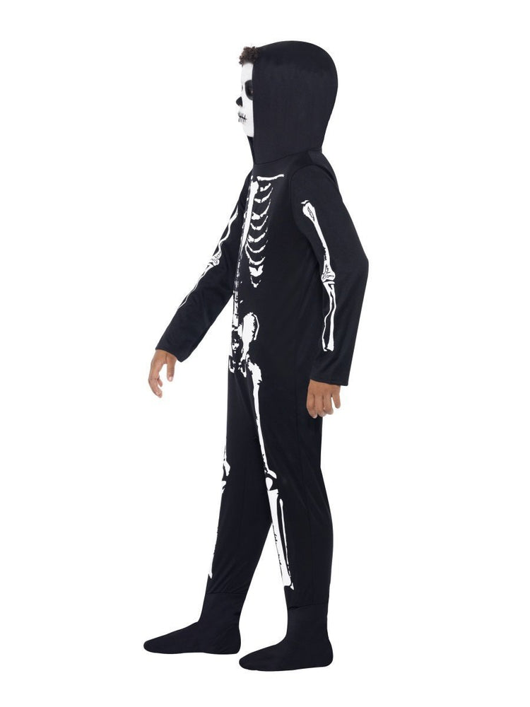 Kids All in One Skeleton Costume
