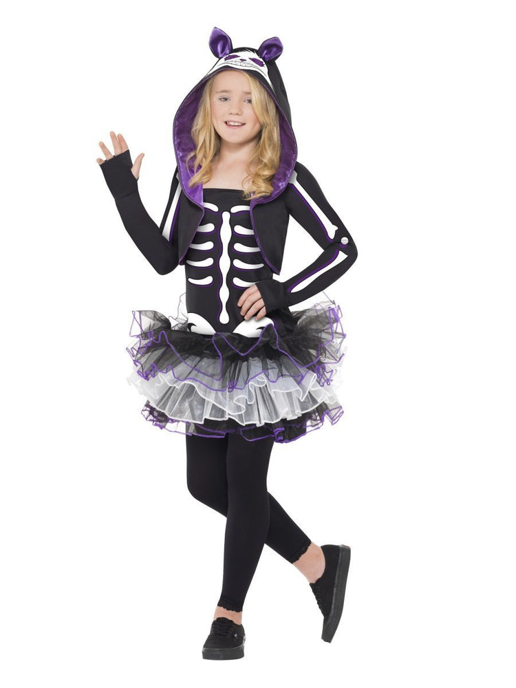 Skelly Cat Costume, Child