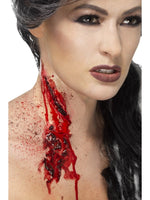 Slashed Throat Make Up