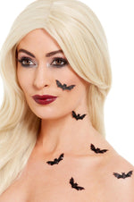 Smiffys Make-Up FX, 3D Bat Stickers50818