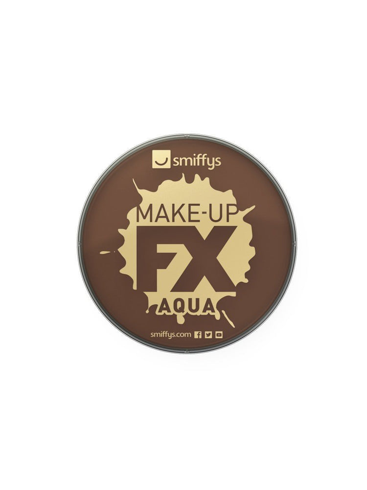 Smiffys Smiffys Make-Up FX, Dark Brown - 39184
