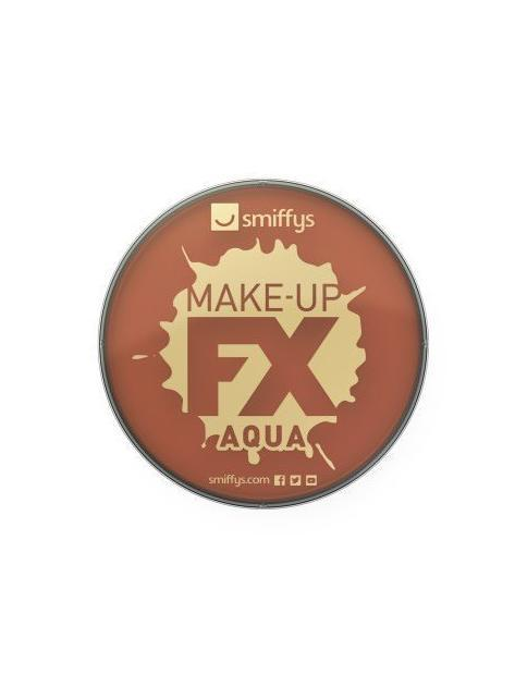 Smiffys Smiffys Make-Up FX, Light Brown - 39182