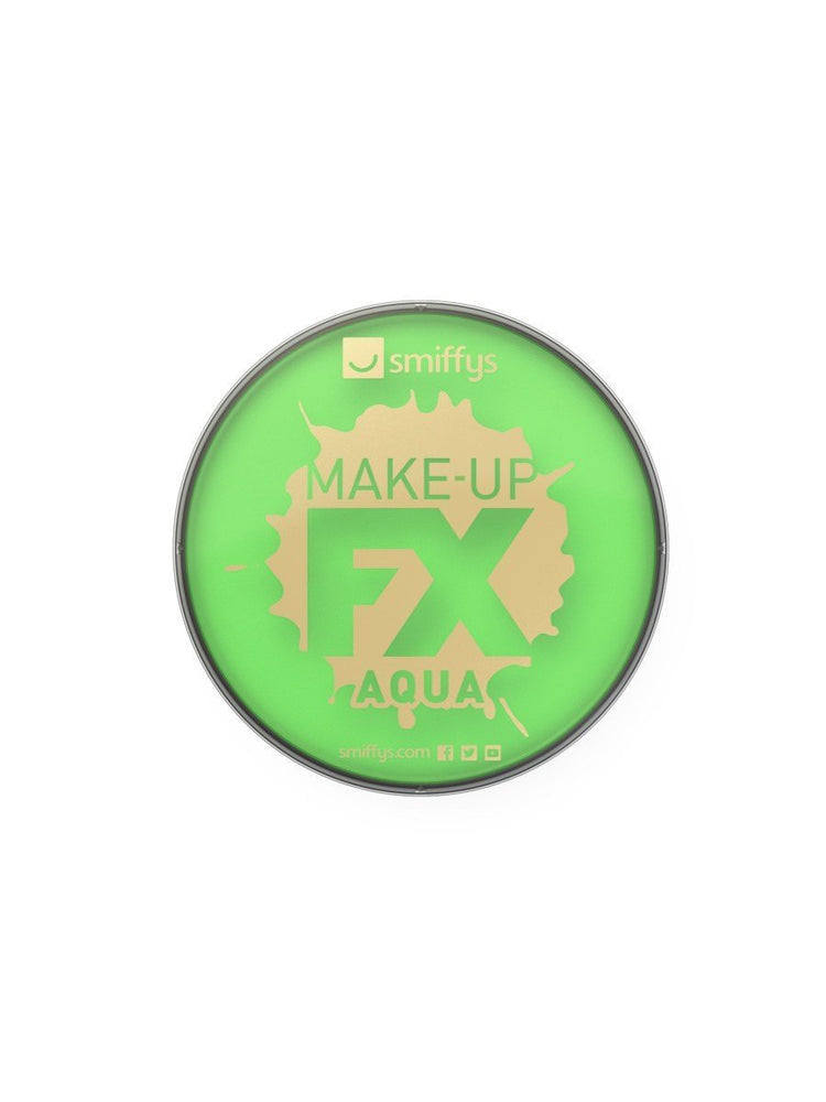Smiffys Smiffys Make-Up FX, Lime Green - 39137