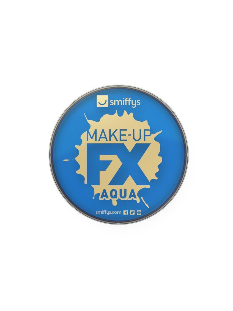 Smiffys Smiffys Make-Up FX, Royal Blue - 39135