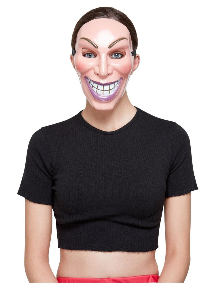 Smiffys Smiler Mask, Female - 52401