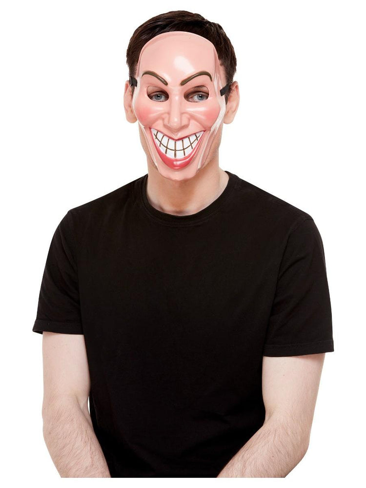 Smiffys Smiler Mask, Male - 52400