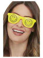 Smiffys Smiley Rave Glasses - 52329
