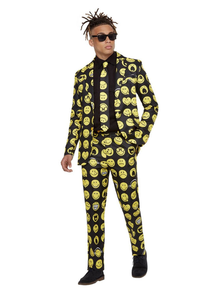 Smiffys Smiley Stand Out Suit - 52265