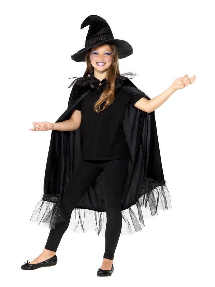 Smiffys Sparkly Witch Kit - 49753