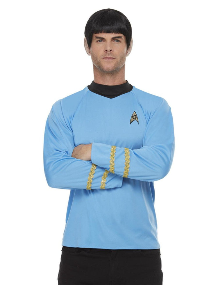 Smiffys Star Trek Original Series Sciences Uniform - 52339