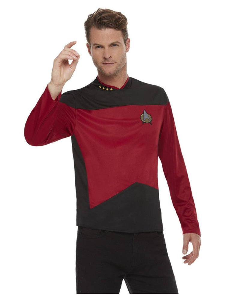 Smiffys Star Trek The Next Generation Command Uniform - 52341