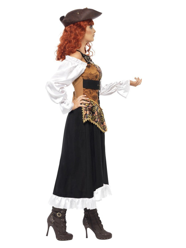 Steam Punk Pirate Wench Costume28709