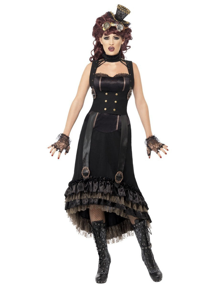 Steam Punk Vamp Costume24493