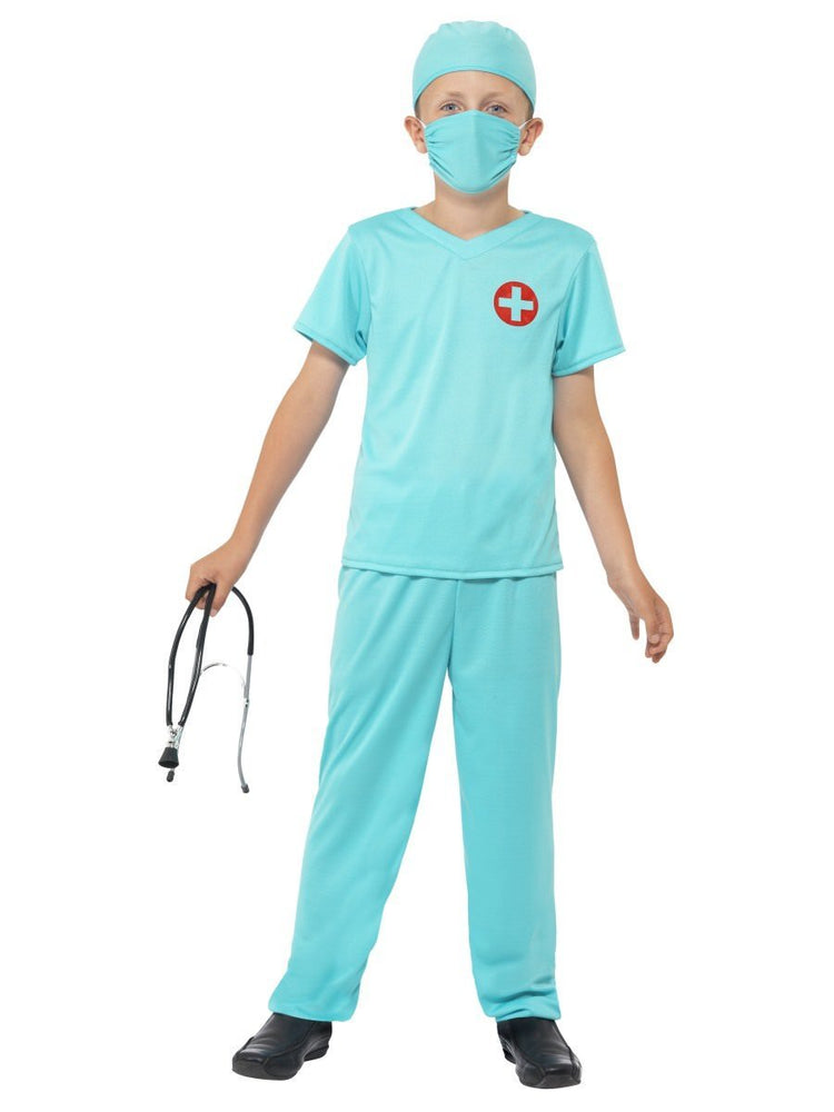 Smiffys Surgeon Costume, Kids - 41090