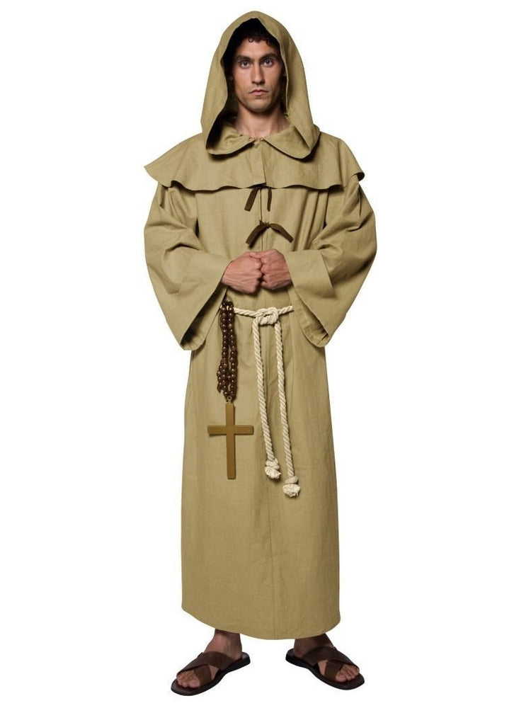 Friar Tuck Costume - Tales of Old England