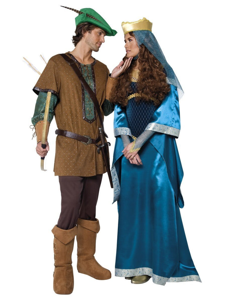Maid Marian Costume- Tales of Old England