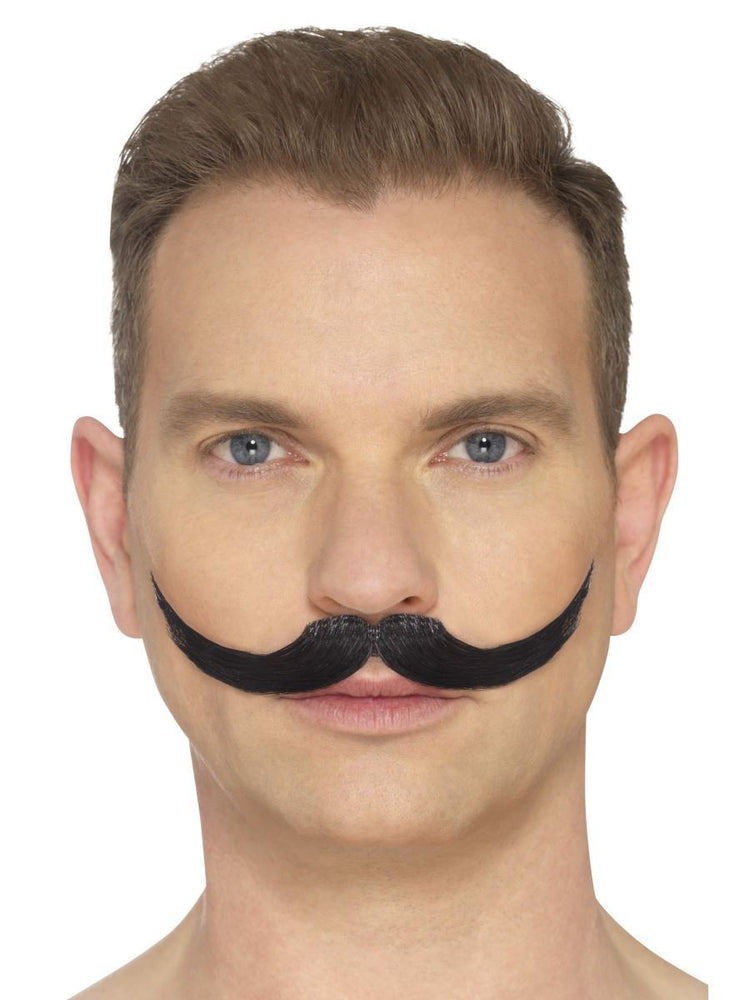 The English Moustache, Black44702